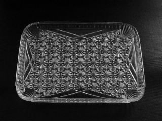his aucion is for an EAPG Richards & Harley Glass Co. Glass Bread