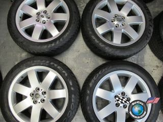 Rover HSE LR3 Supercharged Factory 20 Wheels Tires Rims 72199