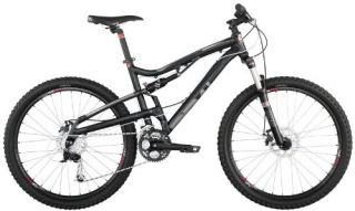 Diamondback 2012 Recoil Comp Full Suspension Mountain Bike Black 20