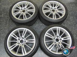BMW 323 325 330 335 Factory 18 Wheels Tires OEM Rims E90 59590 59591