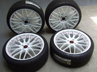 18 Wheels Tire Pkg Mini Cooper s Clubman 4x100