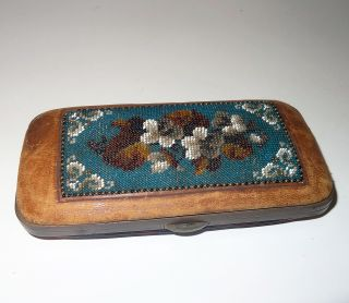 Beautiful Native American Beaded Case
