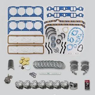 Fed Mogul Engine Rebuild Kit SBC 350 030 Bore 010 Rods 030 Mains