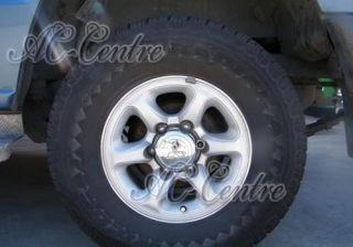 4pcs Wheel Hub Cap for Mitsubishi Pajaro Montero L200 Challenger Size