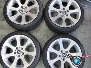 06 10 BMW 323 325 328 330 Factory 18 Wheels Tires Rims Runflats 59586
