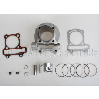 New Cylinder Body Piston Kit for GY6 150cc Go Kart Buggy Scooter Moped