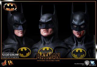 Hot Toys Batman Movie 1989 Version 12 Figure 1 6 Scale DX09 Michael