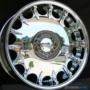 Solace 6x114 3 6x4 5 6x139 7 6x5 5 18mm Chrome Wheels Rims 22