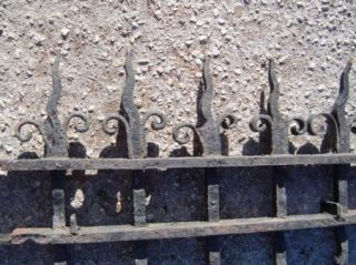 Fabulous Old Wrought Iron Gate