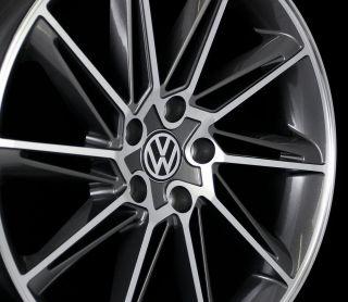 18 Wheels VW Jetta Passat CC Golf GTI EOS 5x112 18x8