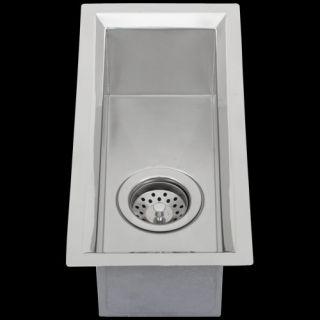 18 Stainless Steel Undermount Square Kitchen Sink 16g