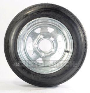 Trailer Tire Rim 4 80 12 480 12 4 80x12 12 LRB 5 Lug Wheel Galvanized