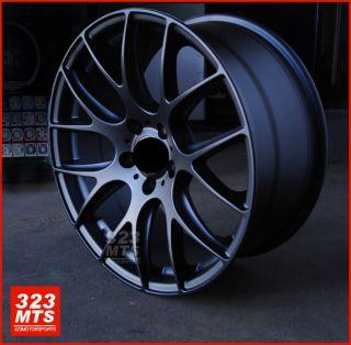 19 inch Monza Blk BMW Wheel Rims E90 E96 E46