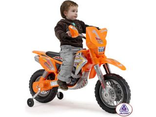 New Battery Operated Electric Powered Ride on Motorcross motorbike