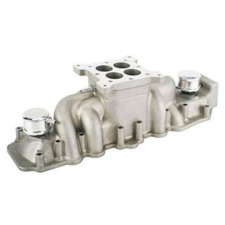 New Speedway 1932 1953 Flathead Ford Intake Manifold for 4BBL Carb 6 5