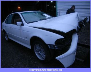 BMW 530i 4DR E39 Interior Door Panel Assembly L R