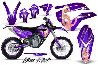 Husaberg FE 390 450 570 09 12 Graphics Kit Decals Stickers Creatorx