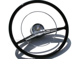 New Chevy Classic Car Steering Wheel 1957 Chevrolet Retro Auto
