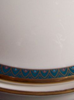 Lenox China Patriot Covered Vegetable Bowl 1st Quality