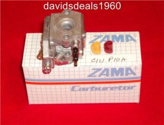 Zama Carburetor C1U P10A Fits Ryobi Trmmers Tillers and Other