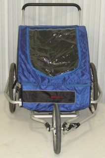 13 SC767 Schwinn 2008 Mark 3 Bike Bicycle Child Pet Trailer JU1768