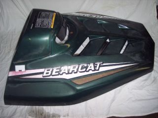 95 Arctic Cat Bearcat Bear Cat 340 440 Snowmobile Motor Engine Cover