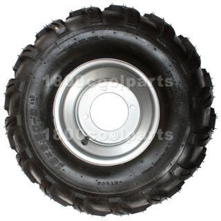 18x9 5 8 Wheel Tire Rim ATV Quad Go Kart 125cc 150cc 200cc taotao JCL