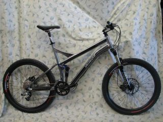 2009 Specialized Pitch Pro Mountain Bike Size XL
