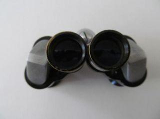 Selsi Light Weight Compact Binocular Metal Black Japan JB69 Coated