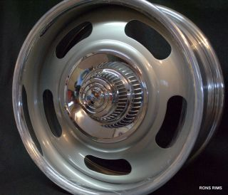American Racing Rally VN327 SL 20x8 5 Grey Ford Mopar Chevy GM 20x8 5