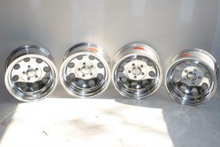 Mickey Thompson Classic II Wheels 15x8 5x4 5 Jeep Wrangler YJ TJ XJ
