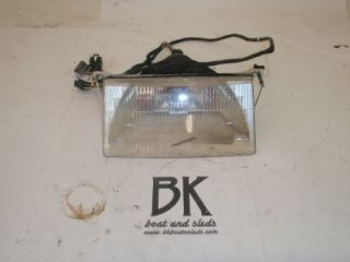 Skidoo Headlight MXZ 440 Fan Lens Bulb Ski Doo 1997 Ski