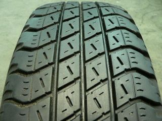 NICE GOODYEAR WRANGLER HP, 225/70/16, TIRES # 6875 PRICE MATCH PLUS