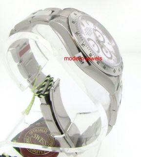 Rolex 116520 Cosmograph Daytona Stainless Steel White