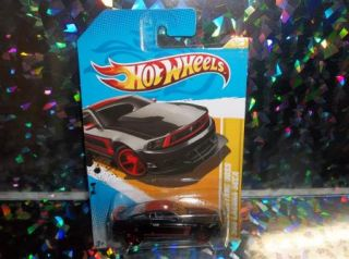 New Hot Wheels ® 2012 Mustang Boss 302 Laguna Seca   New Models   8