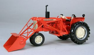 ALLIS CHALMERS D 15 NF TRACTOR WITH LOADER 116 SPEC CAST 2012 NEW IN