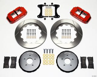 Wilwood Disc Brake Kit 09 11 Nissan 370Z 08 11 Infiniti G37 07 08 G35