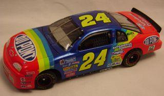 NASCAR Elite Jeff Gordon #24 DuPont Million Dollar Date 1997 Monte