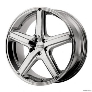 17 Chrome Wheels Rims Eclipse Camry Maxima Lexus 5 114