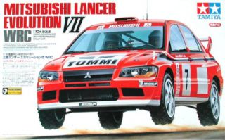 Tamiya Mitsubishi Lancer Evolution SEALED 58286
