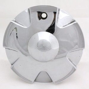 Limited Player Mega Spin Chrome Wheel Center Cap 708
