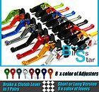 KAWASAKI Z750 2007 2011 Freno Frizione leve brake clutch lever items