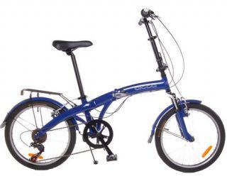 New Front Suspension Aluminum Folding Bike Bicycle