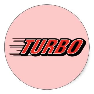 Turbo   Racing High Power Hot Rods Stickers
