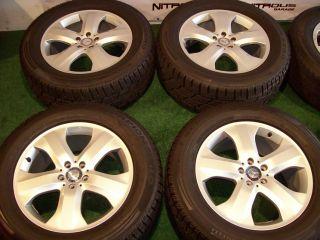 19 Factory Mercedes GL Wheels GL350 GL450 GL550 Tires Package Snow