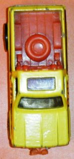 Speedy Removal Plow Truck Hot Wheels Mattel 1979 RARE