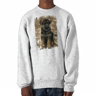 German Shepherd Puppy T Shirt