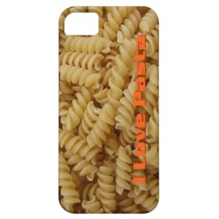 Love Pasta iPhone 5 Cases