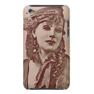 Greta with Love iPod Touch Cover