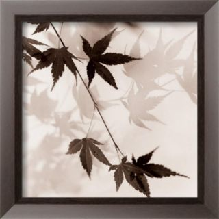 Japanese Maple Leaves I Pre made Frame